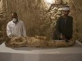 Múmia, ktorá bola nájdená