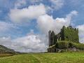 Hrad Ballycarbery v Írsku