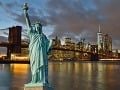 Socha slobody, New York,