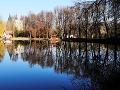 Jasovské rybníky v obci