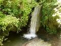 Hájske vodopády v okrese