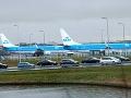 Amsterdamské letisko Schiphol
