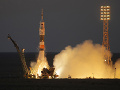 Ruská nosná raketa Sojuz-