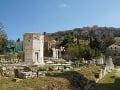 Vterná veža, Atény, Grécko