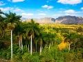 Údolie Vińales je prírodným