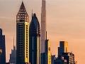 Hotel Gevora, Dubaj