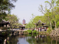 Záhrada v Suzhou
