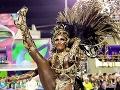 Karneval v Riu de
