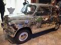 Na snímke automobil Fiat