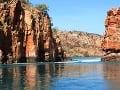 Austrálsky štát Kimberley je