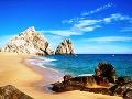Očarujúce pláže v kontraste