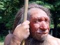 Podoba človeka neandertálskeho