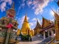 Wat Phra Kaew, Bangkok,