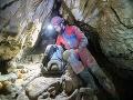 Doposiaľ nesprístupnená jaskyňa Chladivý