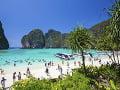 Pláž Maya,Thajsko