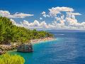 Pláž Punta Rata, Chorvátsko