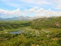 Delta rieky Neretva, Bosna