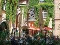 Najstaršia viedenská reštaurácia Griechenbeisl