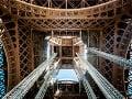 Pohľadn na Eiffelovu veža