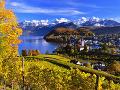 Hrad Oberhofen, Švajčiarsko