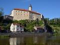 Kláštor v Sázave, Česká