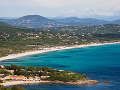 Pláž Pampellone pri Saint-Tropez,