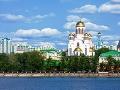 Jekaterinburg, Ruská federácia