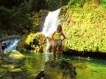 Vodopády YS falls v