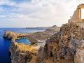 Akropola Lindos, Grécko