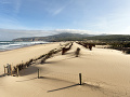 Pláž Cresmina, Portugalsko
