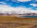 Jazero Namtso, Tibetská náhorná