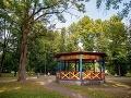 Mestský park v širšom