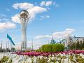 Monumentálna veža Astana-Bajterek