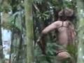 V pralese nakrútili muža,