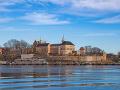 pevnosť Akerhus, Oslo, Nórsko
