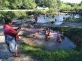 Prírodné kúpalisko pri obci