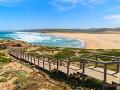 Praia do Bordeira, Portugalsko