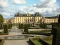 Palác Drottningholm, Štokholm, Švédsko