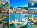 Chorvátsko v skratke: Najkrajšie