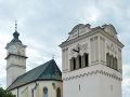 Na snímke renesančná zvonica
