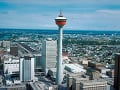 Calgary Tower, Kanada