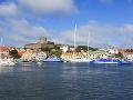 Ostrov Marstrandsön, Švédsko
