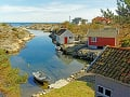 Ostrov Orust, Švédsko