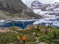 Skalnaté vrchy - Rockies
