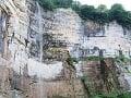 Vodopády Kinchka , Gruzínsko