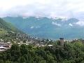 Svaneti, Gruzínsko