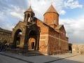 Chor Vhirap, Arménsko