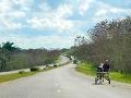 Na kubánskej diaľnici stretnete