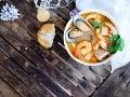 Bouillabaisse, francúzska polievka z
