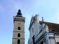 Čierna veža, České Budejovice